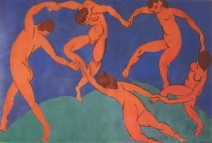 La Danse by Henri Matisse