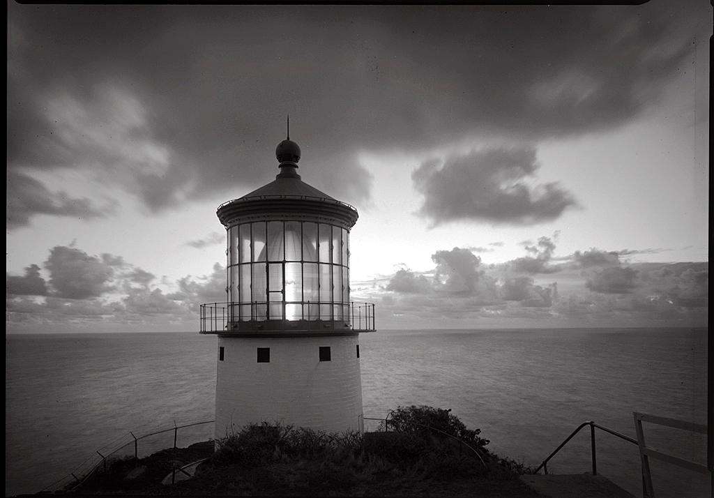 Makapu'u Lighthouse © David Ulrich
