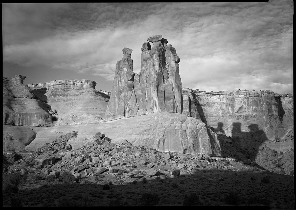 Three Sisters, UT © David Ulrich