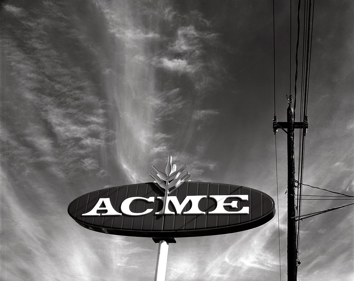 Acme Sign © David Ulrich