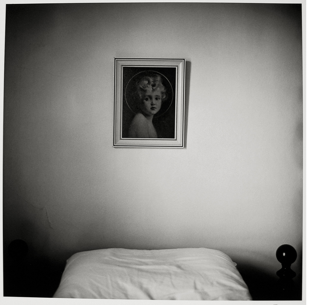 My Childhood Bedroom © Franco Salmoiraghi