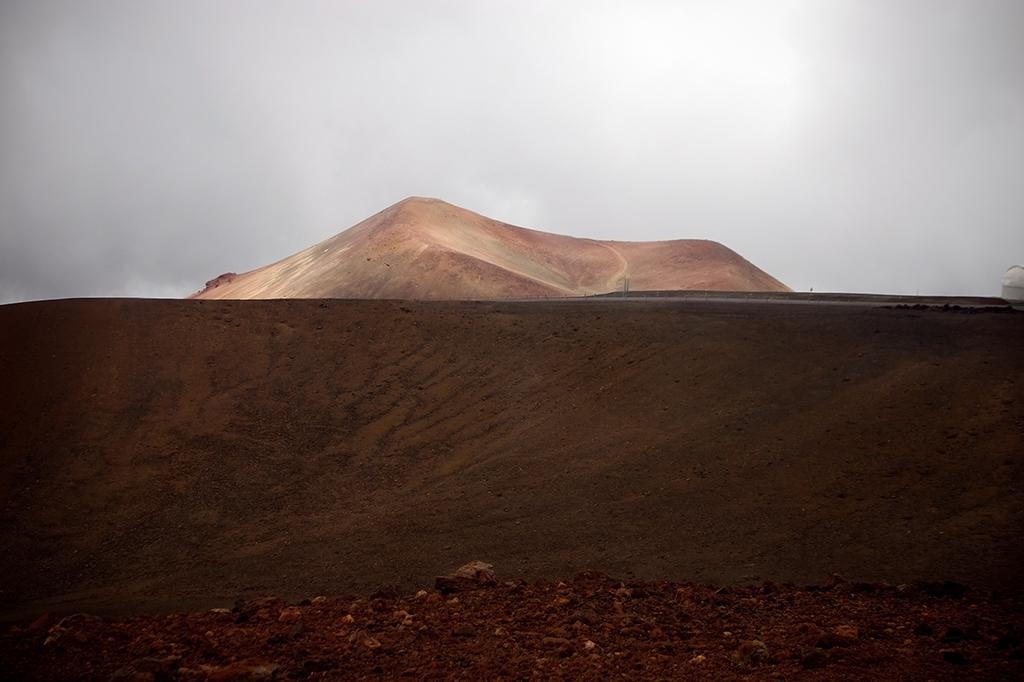 Mauna Kea © David Ulrich